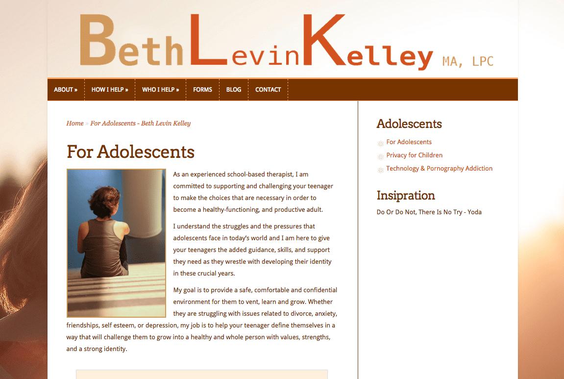 Beth Levin Kelley