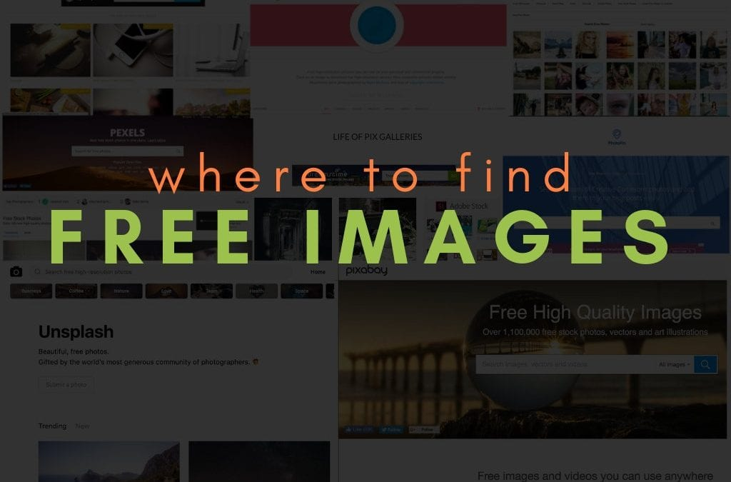 Free Images to Use on Your Website