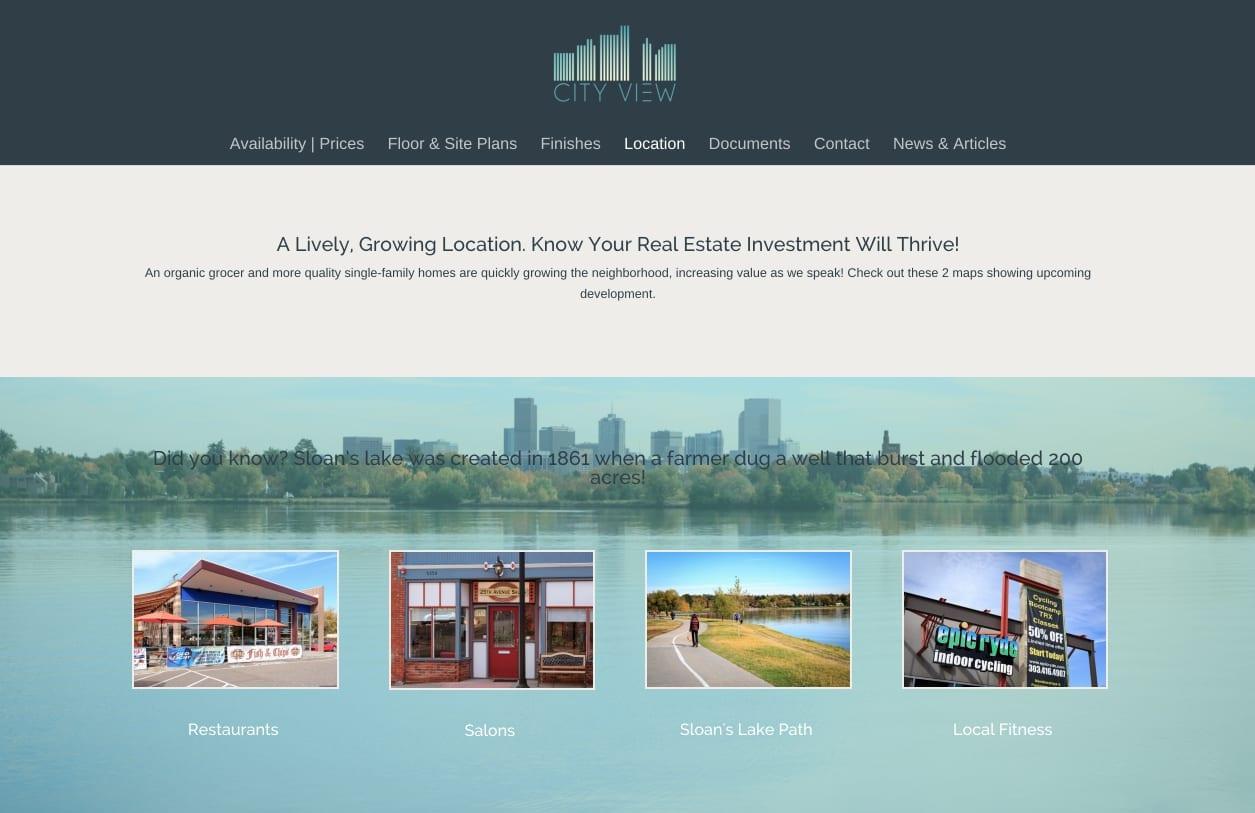 cityviewedgewater_location