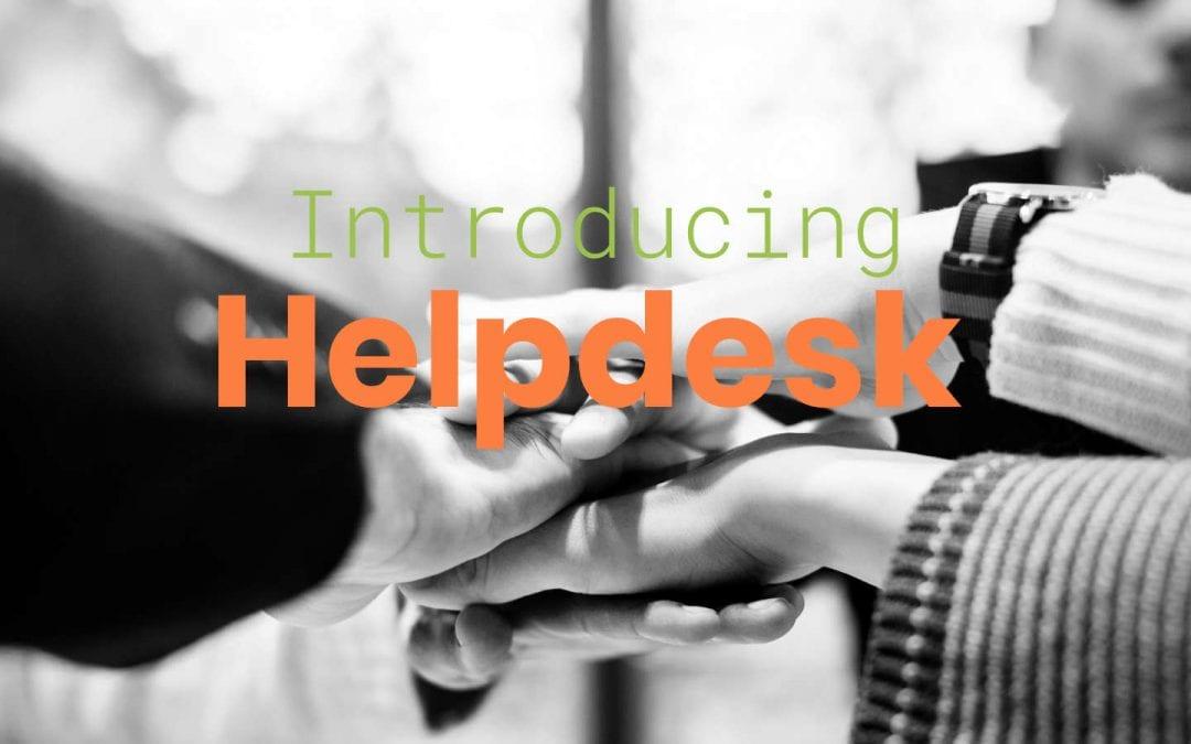 Jollity Introduces Helpdesk