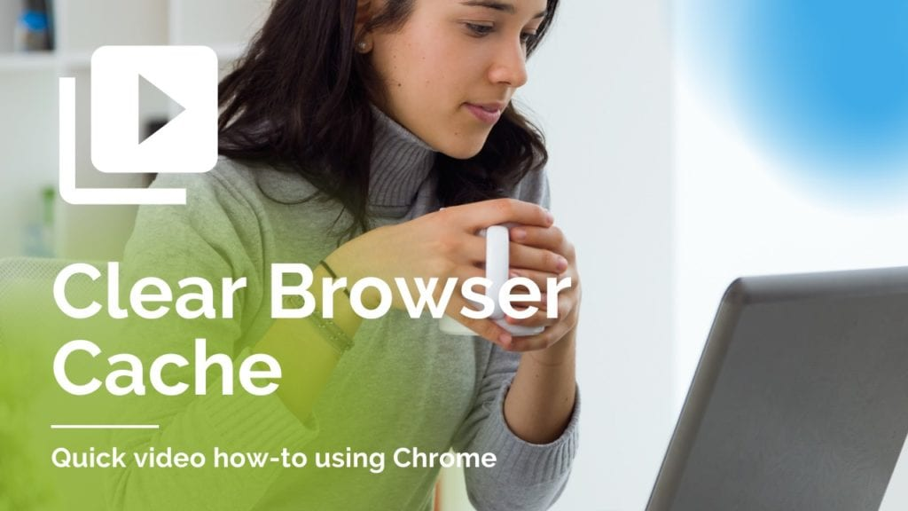 how to clear browser cache title image