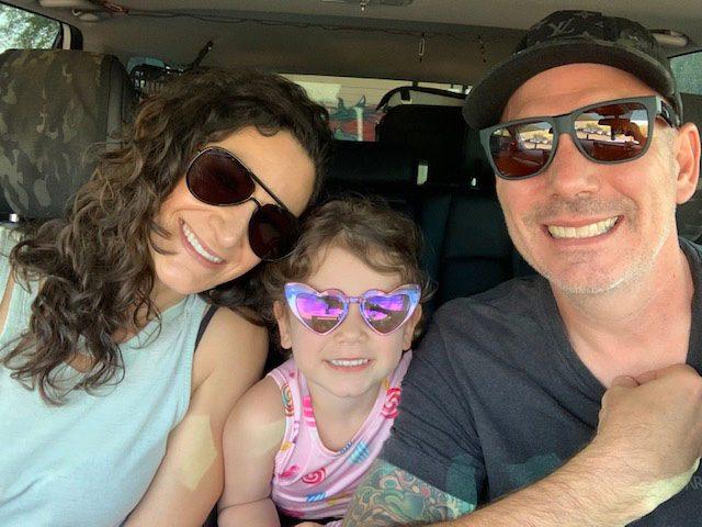 Erin Merritt and Family